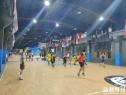 芙蓉律师事务所与长沙中诺口腔医院举行篮球友谊赛